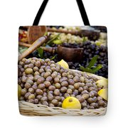 At The Market Tote Bag