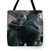 At The Museum Tote Bag
