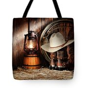 At The Old Ranch Tote Bag