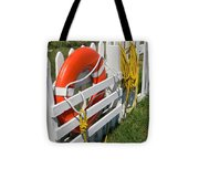 At The Ready Tote Bag