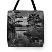 At The River Tote Bag