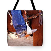 At The Rodeo Tote Bag