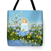 At The Shore Of Dreams Tote Bag