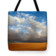 Clouds Over The Atacama Desert Chile Tote Bag