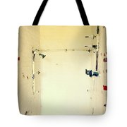 Atalaya Castle Shower Tote Bag