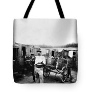 Atget Shantytown, C1900 Tote Bag