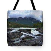 Athabasca Falls #3 Tote Bag