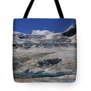 Athabasca Glacier 1 Tote Bag