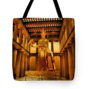 Athena Parthenos Tote Bag