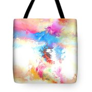 Athena Parthenos Tote Bag