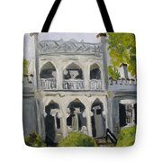 Athenaeum Tote Bag