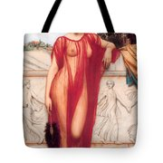 Athenais Tote Bag