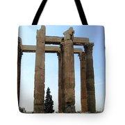 Athens 4 Tote Bag