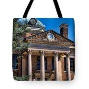 Athens Alabama Historical Courthouse Tote Bag
