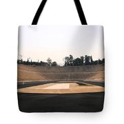 Athens Olympic Field Tote Bag