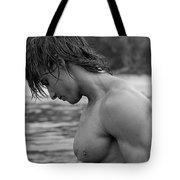 Athlete Tote Bag