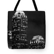 Atlanta At Night  Tote Bag