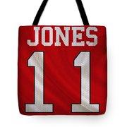 Atlanta Falcons Julio Jones Tote Bag