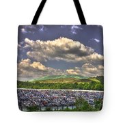 Atlanta Leftovers  Tote Bag