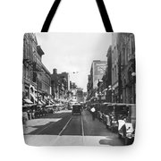 Atlanta Shopping District Tote Bag
