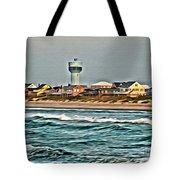 Atlantic Beach Tote Bag