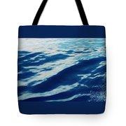 Atlantic Blue Tote Bag