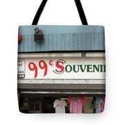 Atlantic City New Jersey - Souvenir Store Tote Bag
