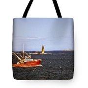 Atlantic Mariner Tote Bag