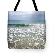 Atlantic Ocean Surf Tote Bag