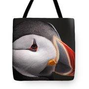 Atlantic Puffin Portrait Tote Bag