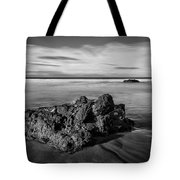 Downhill - Atlantic Rocks Tote Bag