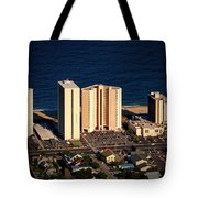 Atlantis Condominium Ocean City Md Tote Bag