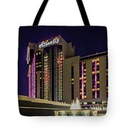 Casino Tower Tote Bag