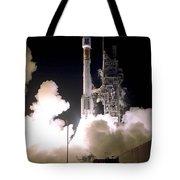 Atlas 2as Rocket Launch Tote Bag