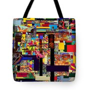 Bold As A Leopard 7 Tote Bag