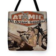 Atomic Gasoline Tote Bag