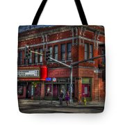 Atomic Wednesdays Tote Bag