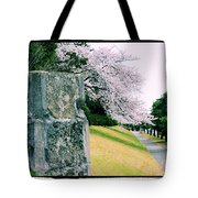 Atsugi Pillbox Walk  I Tote Bag