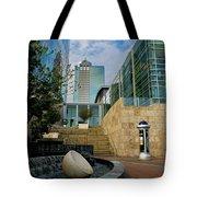 Att Town Pavilion Tote Bag