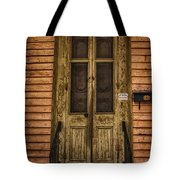 Attention Chat Lunatique - Crazy Cat Tote Bag