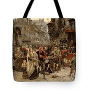 Atterdag Holding Visby To Ransom 1361 Tote Bag