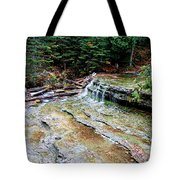 Au Train Falls II Tote Bag