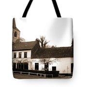 Auberge De La Roseraie Tote Bag
