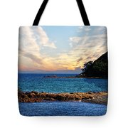 Auckland 3 Tote Bag