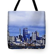 Auckland 4 Tote Bag