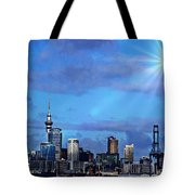 Auckland Tote Bag
