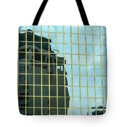 Auckland Reflection Tote Bag