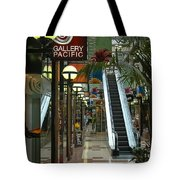 Auckland Shopping Mall Tote Bag