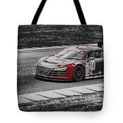 Audacious Audi R8 Tote Bag