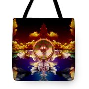 Audio Reflect 1 Tote Bag